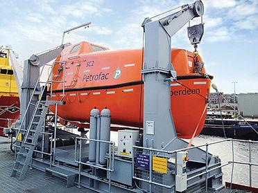 Supervivencia y botes de rescate NO rápidos