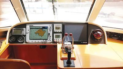 Prácticas navegación Patrón Embarcaciones Recreo PER
