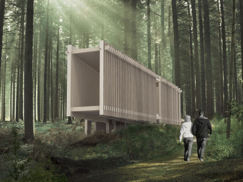 Forestry Pavilion