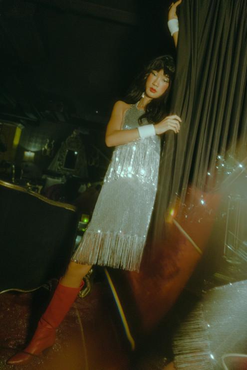 PHOTO & STYLING // CARINA YAU  HAIR // DANIELLE ABBOTTS  MAKEUP // LETICIA BISHOP  MODEL // HAEUN LEE @ ELITE ASIA