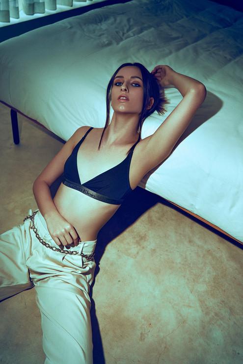 PHOTO + STYLING// CARINA YAU  HAIR// DANIELLE ABBOTTS  MAKEUP// LETICIA BISHOP  MODEL// ISABELA @ QUEST