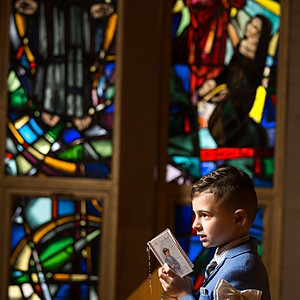 Tristan's First Communion