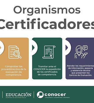 certificaciones, competencias, capacitación