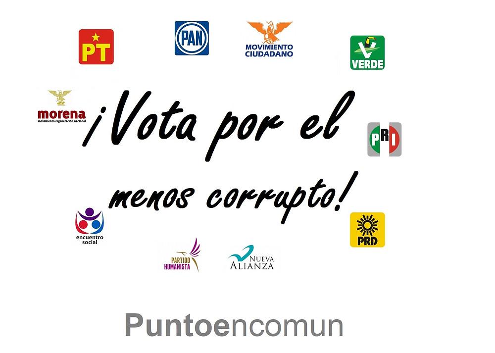 Puntoencomún , elecciones 2018