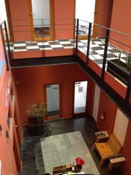 Oficinas del segundo piso