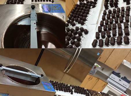 Hooray for Chocolate Truffle Production