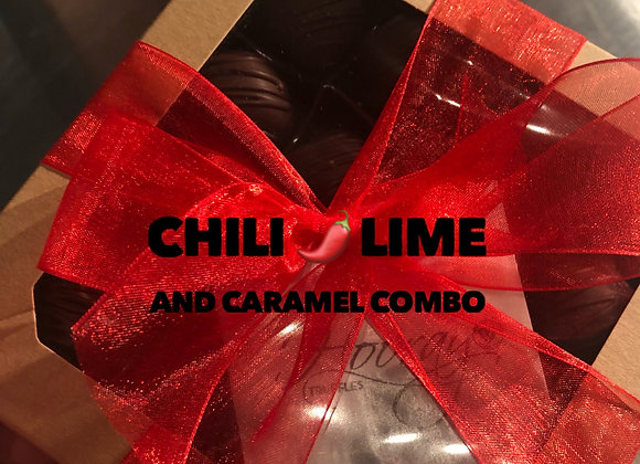 CHILI LIME & CARAMELS COMBO
