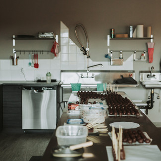 Hooray Chocolate Truffle Kitchen