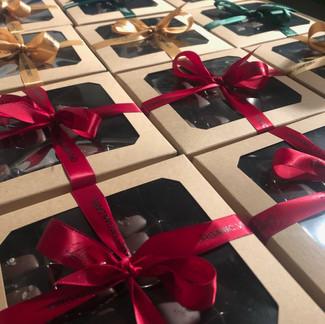 Vegan Chocolate Gifts by Hooray Truffles