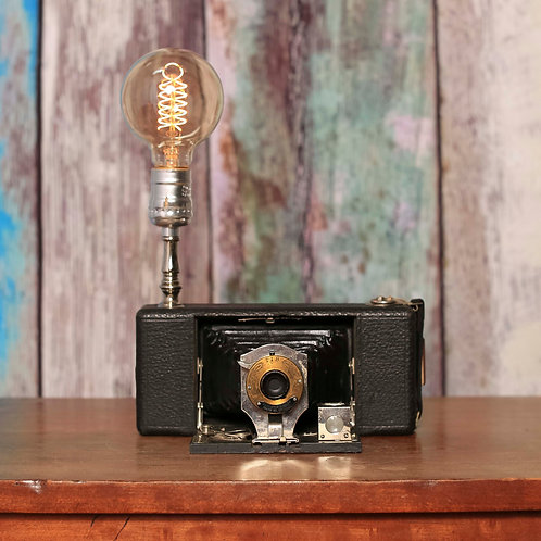 ANSCO Camera Touch Lamp that Dims