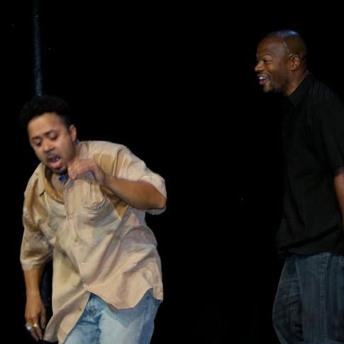 Jimmy Tate & Cezar Williams