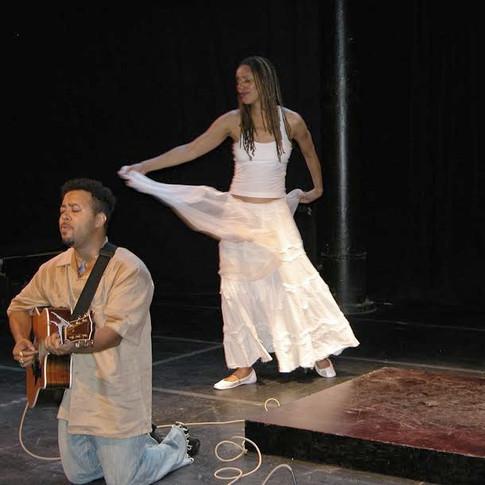 Jimmy Tate & Christa Victoria