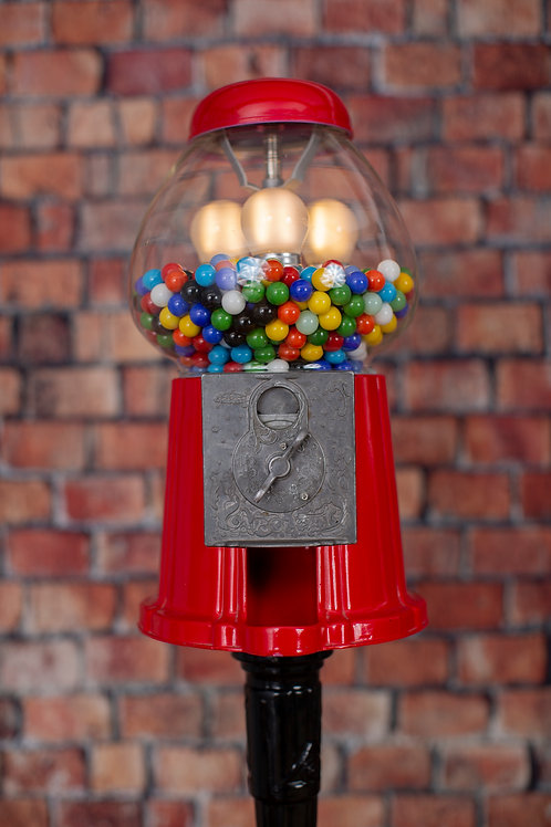 GumBall Machine Lamp with Dimmer