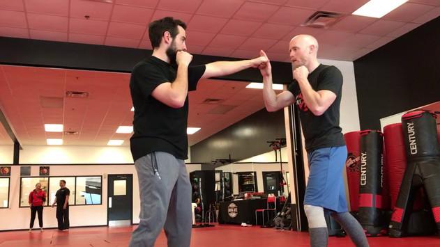 Seminar Training - Pete Sorce 2019