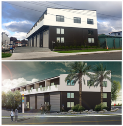 Rabone Street, 6-unit development,