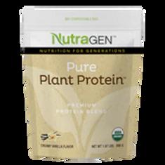 Pure Plant Protein-Vanilla