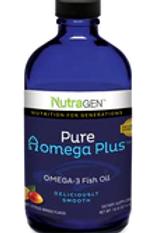 Pure Ωomega Plus - Citrus Mango Flavored