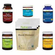 Men's 28-Day Cleanse (extra protein)