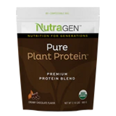 Pure Plant Protein-Chocolate