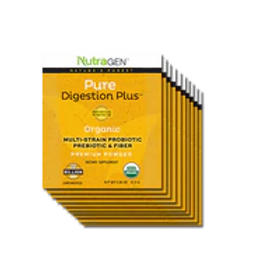 Pure Digestion Plus - 10 Travel Packets