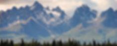 Snowy Mountain Landscapejpg