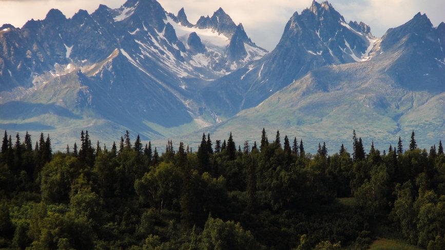 The Mountain Meditation