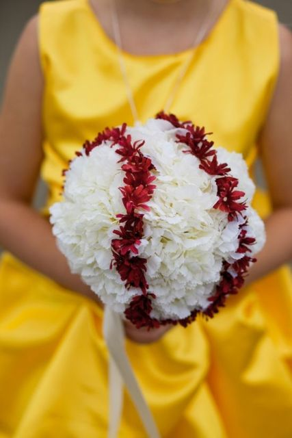 Bride & bridesmaids bouquet
