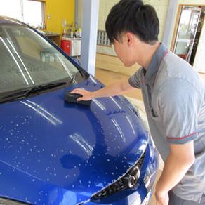 失敗しない!洗車の3つのPOINT!