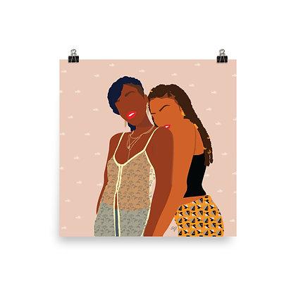 Brown Skin Girls