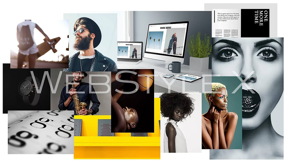 WEBSTYLE X Blog - Style collage