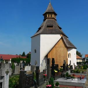 Kaple sv. J. Křtitele 2