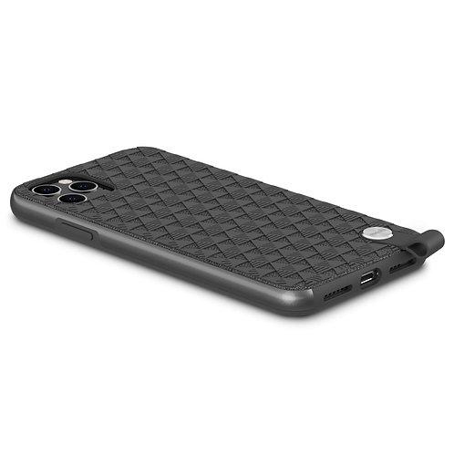 Pouzdro Altra pro iPhone 11 Pro Max, SnapTo ™ – Černé