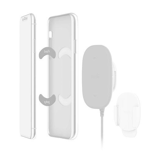 SnapTo ™, náhradní kovové vložky pro kompatibilní obaly Moshi