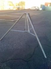 TRADIX Bednění - strop - trojnožka