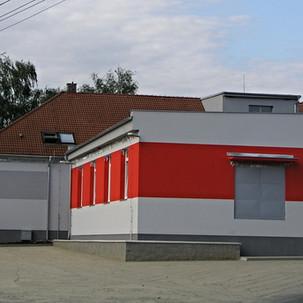 Stavba a rekonstrukce INVOS Svárov 2