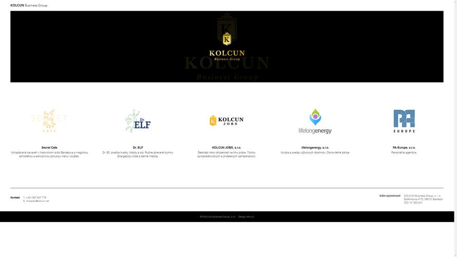 KOLCUN BUSINESS GROUP - Slovakia
