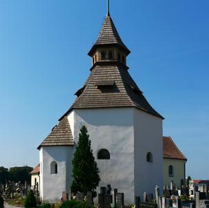 Kaple sv. J. Křtitele  1