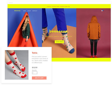 Webstyle X - Beautiful Online Store / eShop, Manage Your Store on the Go