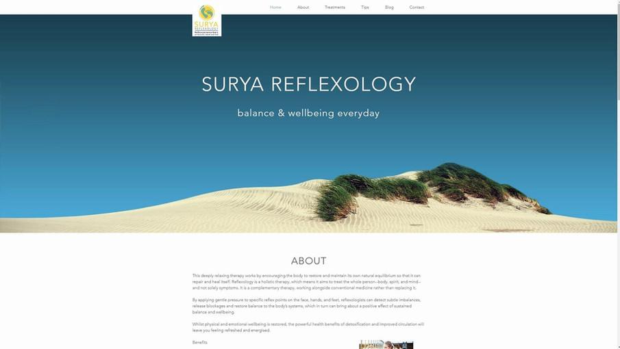 SURYA REFLEXOLOGY - Germany