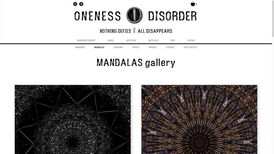 ONENESS DISORDER - Andorra
