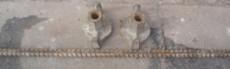TRADIX Bednění - stěny - stahovací tyč