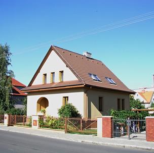 Rekonstrukce RD Šigutovi