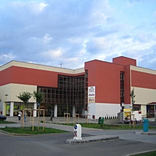 Obchodní dům centrum, UH 2