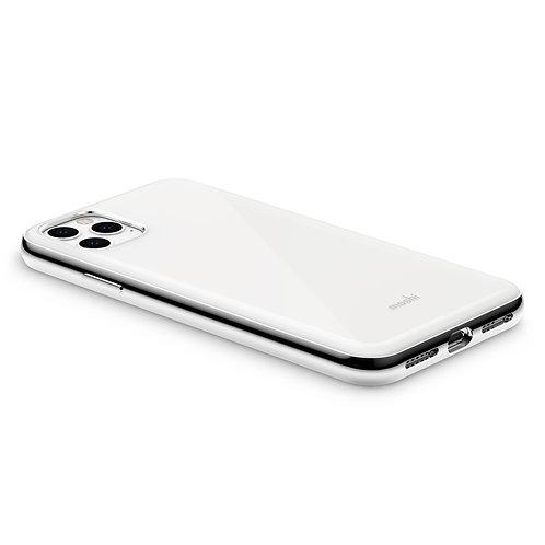 iGlaze obal hardshell pro iPhone 11 Pro Max, SnapTo ™ – Bílý