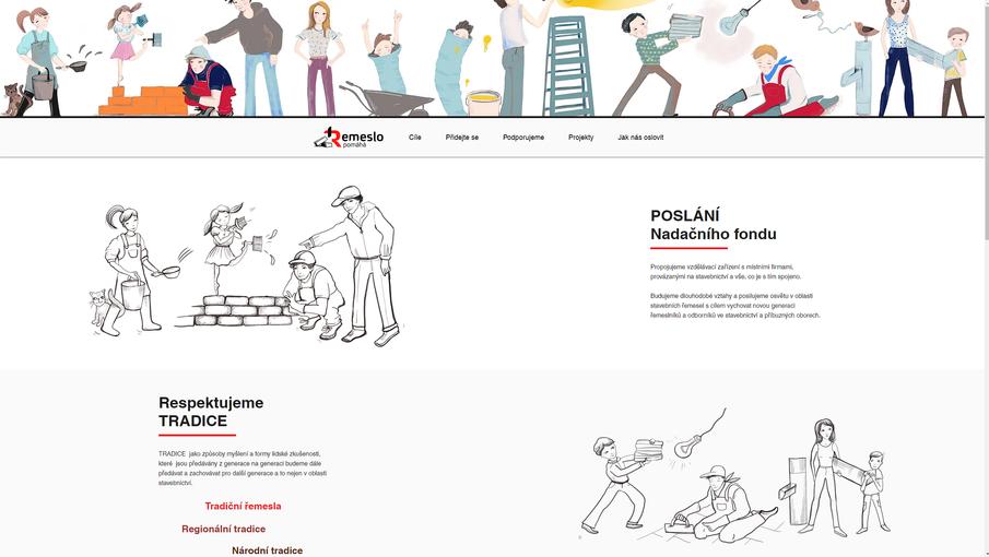 NADAČNÍ FOND ŘEMESLO POMÁHÁ - Czechia