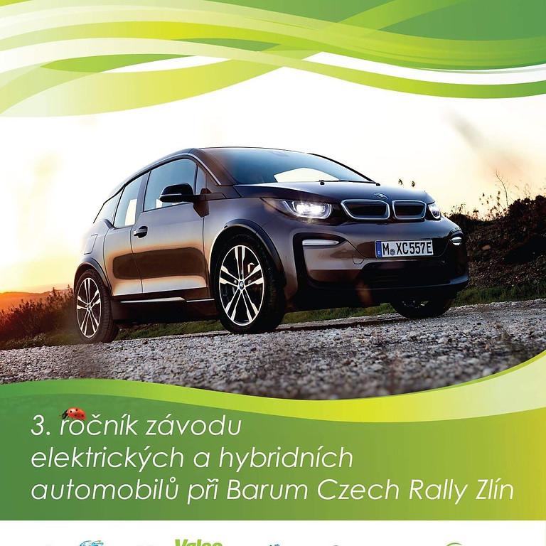 ZLÍN - GREEN RALLY 2019
