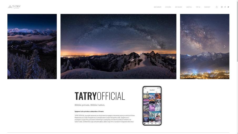 TATRY OFFICIAL - Slovakia