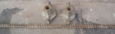 TRADIX Bednění - stěny - matice ke stahovací tyči