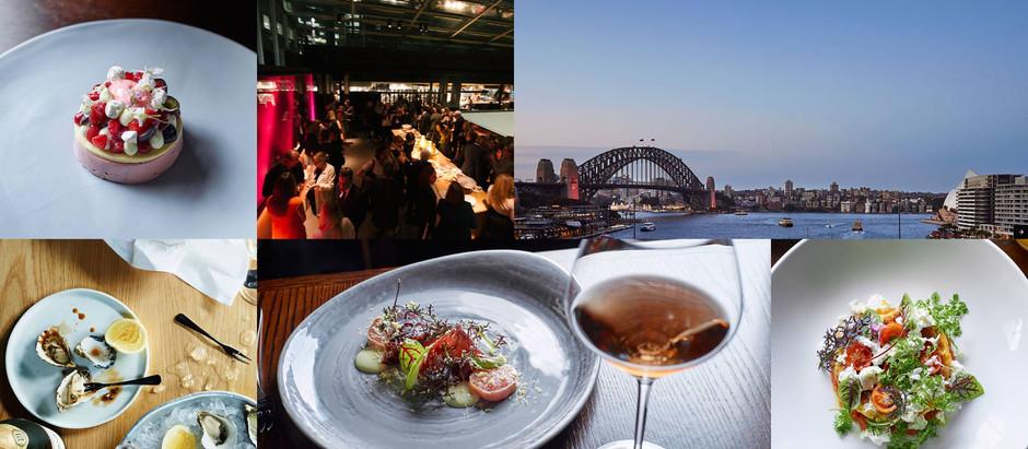 Fine Dining in Sydney