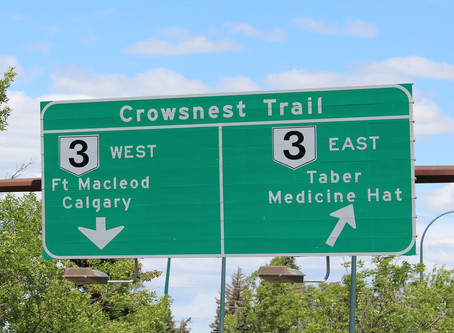 Highway 3 considered a 'future project' by provincial government.